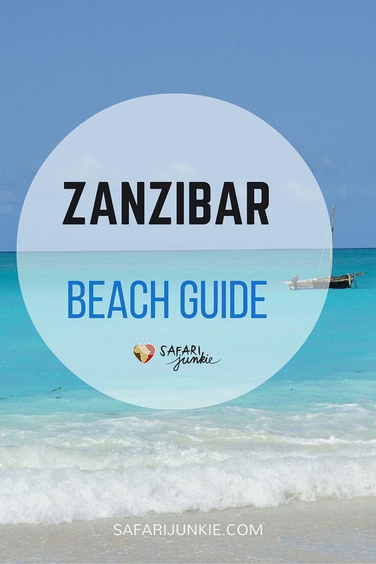 guide to Zanzibar Beaches Tanzania Afrika ReisenTansania Sansibar WeltreisenderReisezieleAbenteuerInselnStrandreisenAfrikareisenWunschlisten