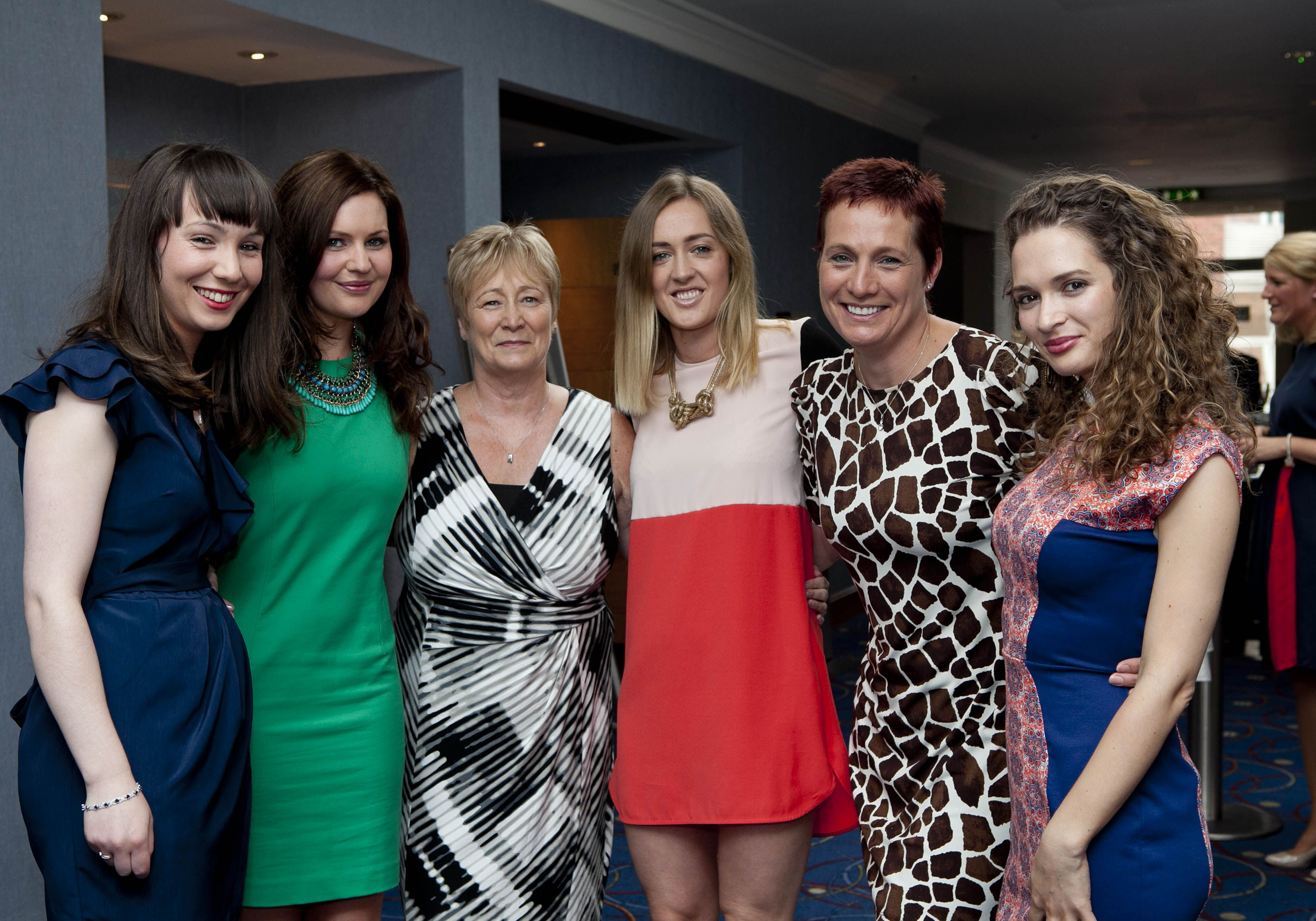 The Heneghan PR team at the 2013 PR Awards for Excellence at the Conrad Hotel, June 2013