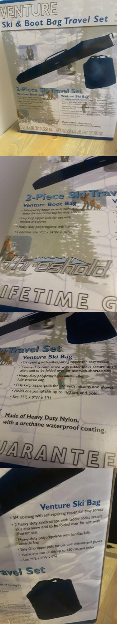 19ebd0fda45d Bags and Backpacks 21229  Ventura Ski Bag And Boot Combo