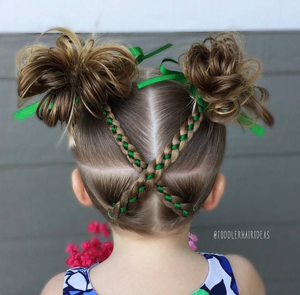 15 Best Hairstyle Ideas For Baby Girls - PK Vogue #babygirlhairstyles
