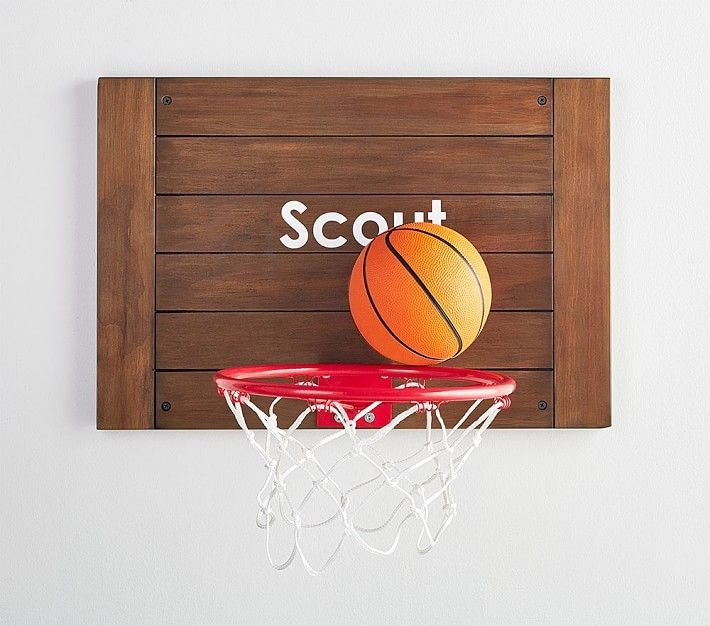 Pottery Barn Kids Junk Gypsy Basketball Hoop | Products | Pinterest ...