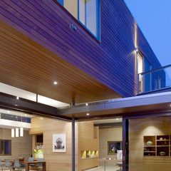 Modern Exterior By Ccs Architecture General Roofing Systems Canada Grs Www Grscanadainc Com 1 877 497 Architecture Modern Exterior Space Architecture