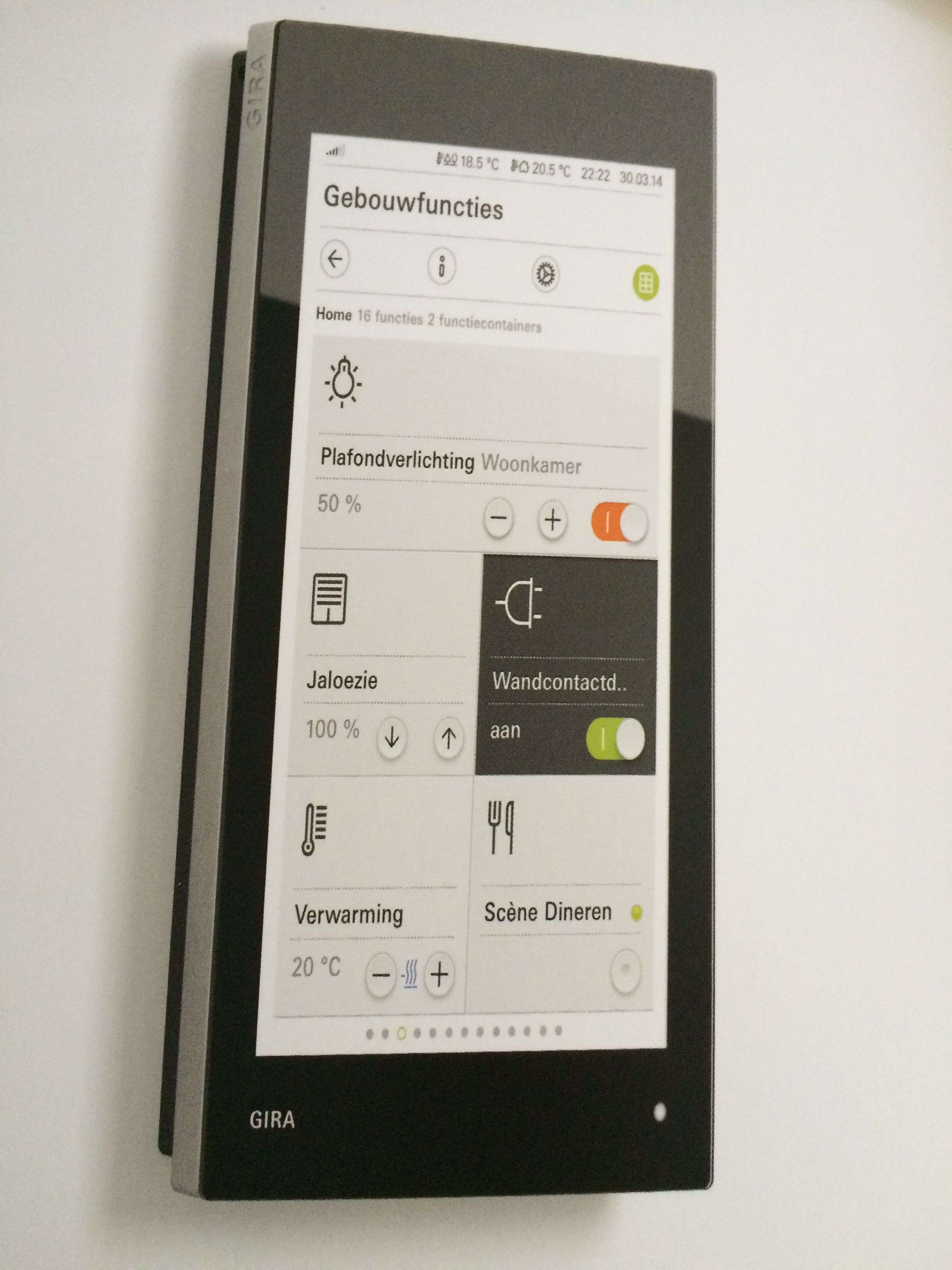 Gira Knx System Home Technology Pinterest Smart Home Home