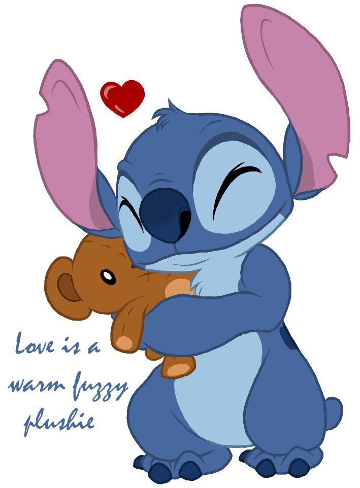 Stitch From Disneys Lilo And Stitch Drawn In Photoshop Description