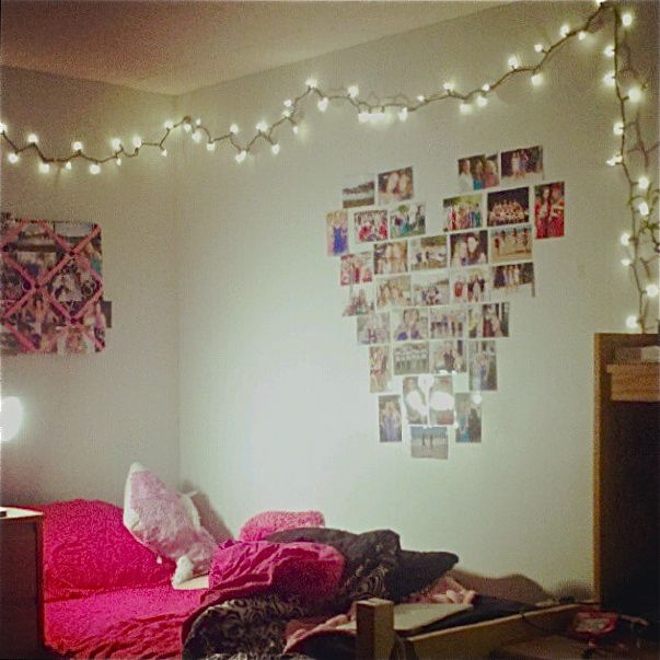 10 Ways To Make Your #dorm Room Feel More Homey Part 16