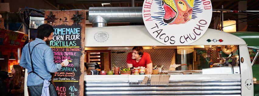 Tacos Chucho. Köpenhamn,  Mexikansk restaurang · Matbil