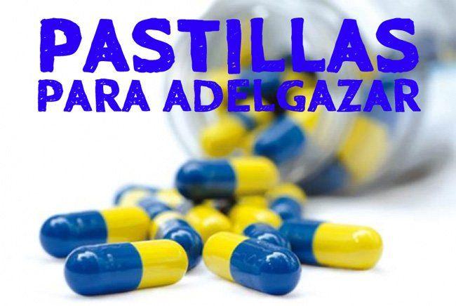 píldoras de pérdida de peso de prescripción de médico