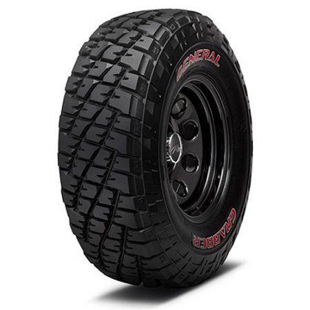 General Grabber Tire 35x12 50r15 6 Walmart Com 214 Each Truck