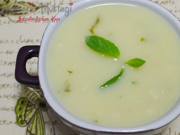 Artichoke Soup Recipe | Turkish Style Cooking