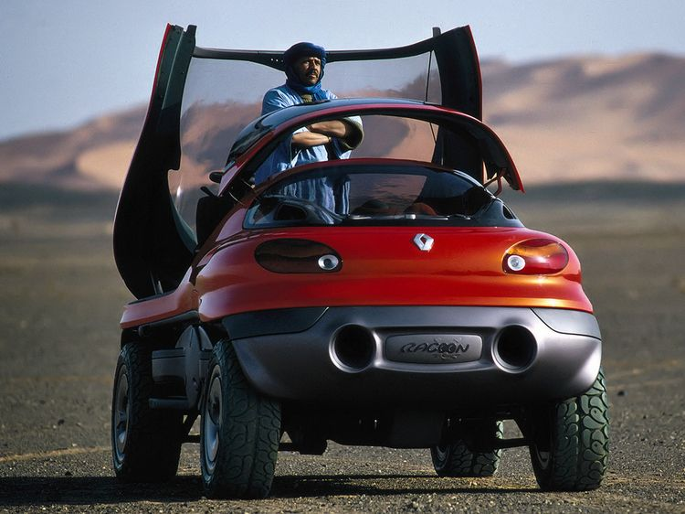 Renault Racoon Concept Cars Renault Pinterest Racoon Cars And