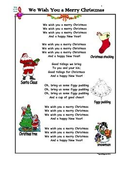 We Wish You A Merry Christmas Song Merry Christmas Song Merry Christmas Lyrics Christmas Songs Lyrics