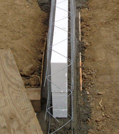 Concrete Sandwich Walls Concrete Houses Concrete Insulated Concrete Forms