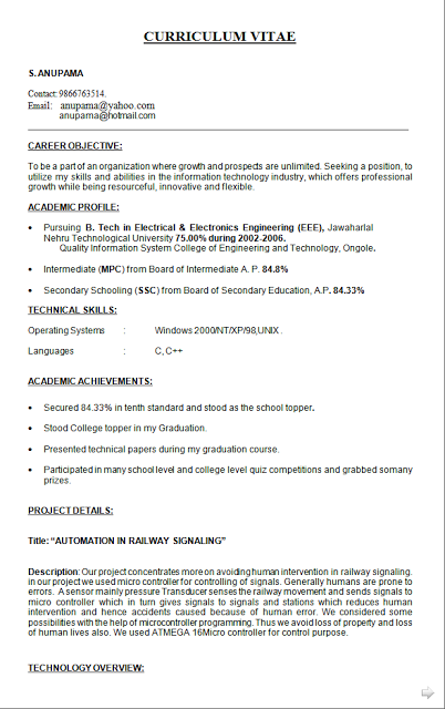 Curriculum Modello Europeo Free Download Sample Template Excellent