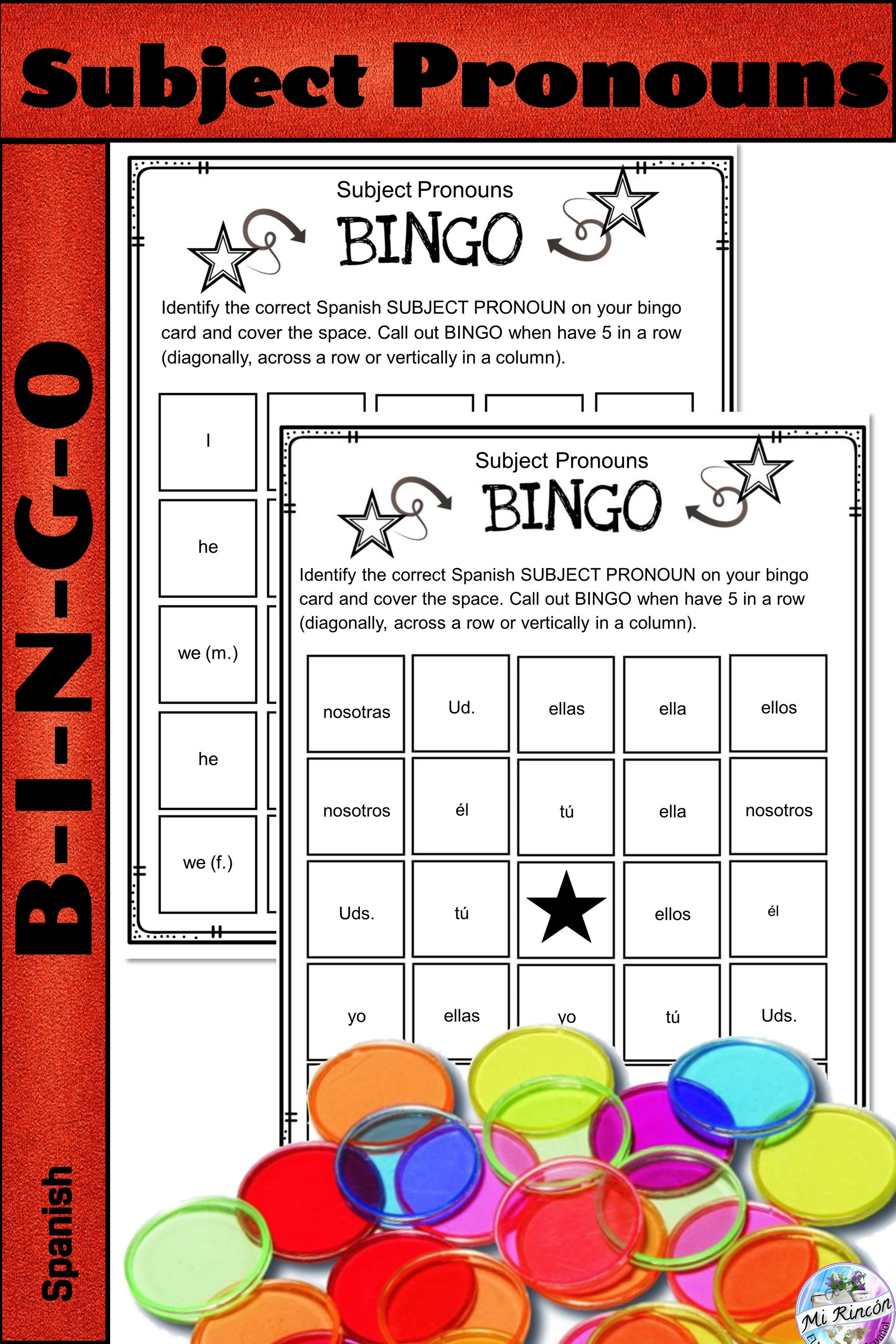 This Traditional Bingo Game Will Help Students Remember