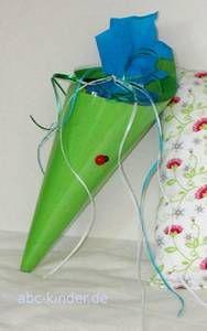 Mitgebseltüte laminierte Serviette laminated napkin giveaway