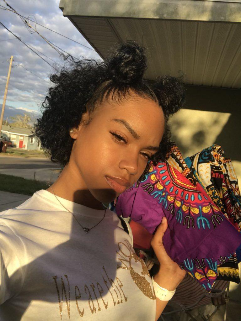 Pin by Des  on hairgasm  Pinterest  Natural Black girls