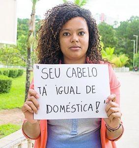 Crítica Ao Racismo Cotidiano Campanha Mostrará Fotos De Alunos