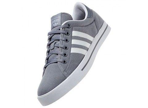 zapatilla adidas gris
