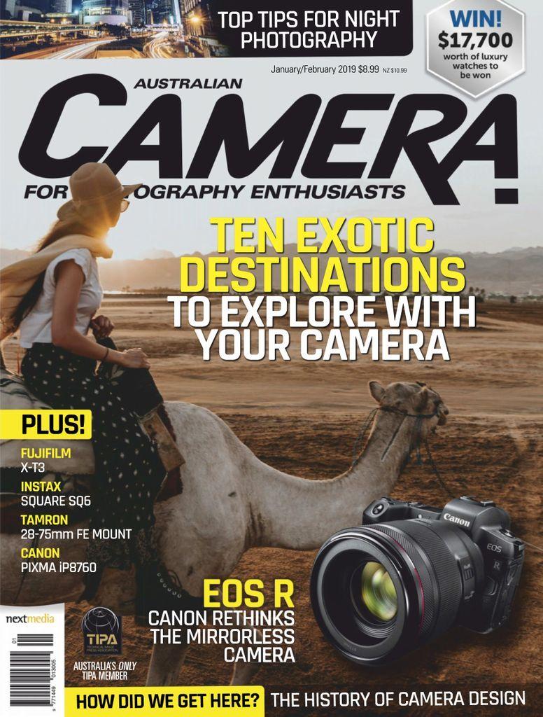 Download PDF Australian Camera - January-February 2019 for