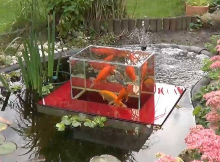 Estanques DIY de diseo minimalista para peces Koi Pinterest