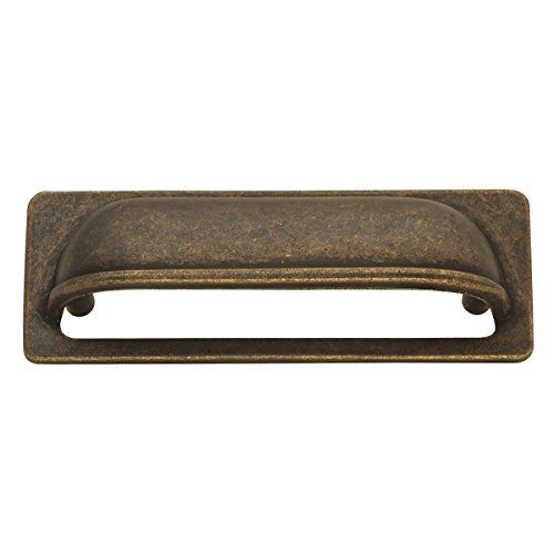 probrico flat black modern cabinet hardware drawer handle pulls kitchen cupboard t bar knobs and pull