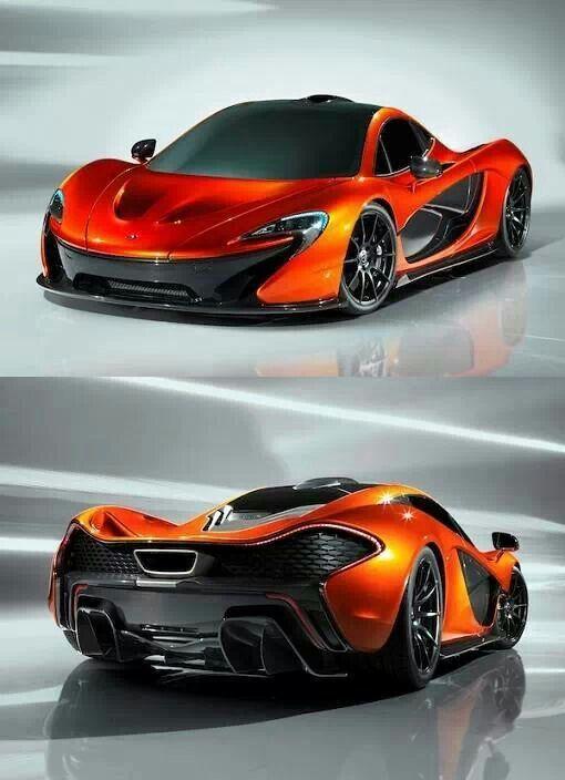 Mclaren P1 Gas Mileage : mclaren, mileage, Mclaren, Concept, Cars,, Super