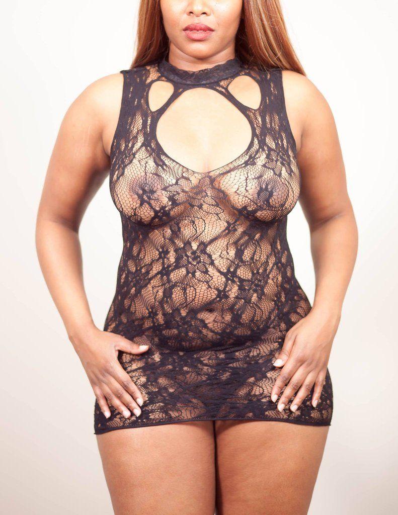 Lace bodysuit shirt  Black Bodysuit Minidress  Plus Size Lingerie Ideas  Pinterest