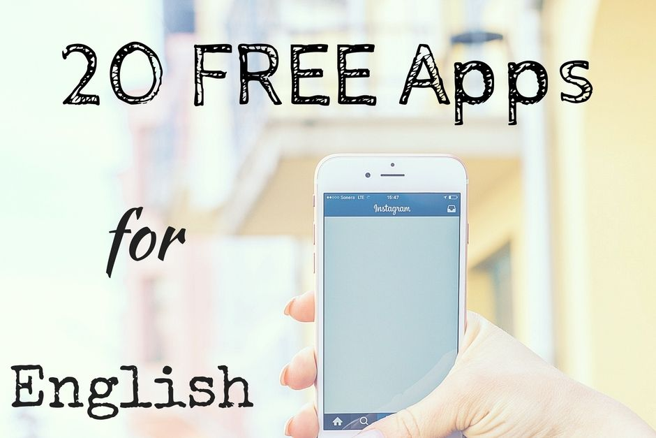 20 FREE Apps for English Teachers to Support the Writing