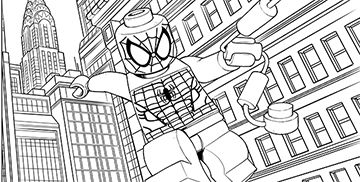Activities Avengers Coloring Lego Coloring Pages Avengers Coloring Pages