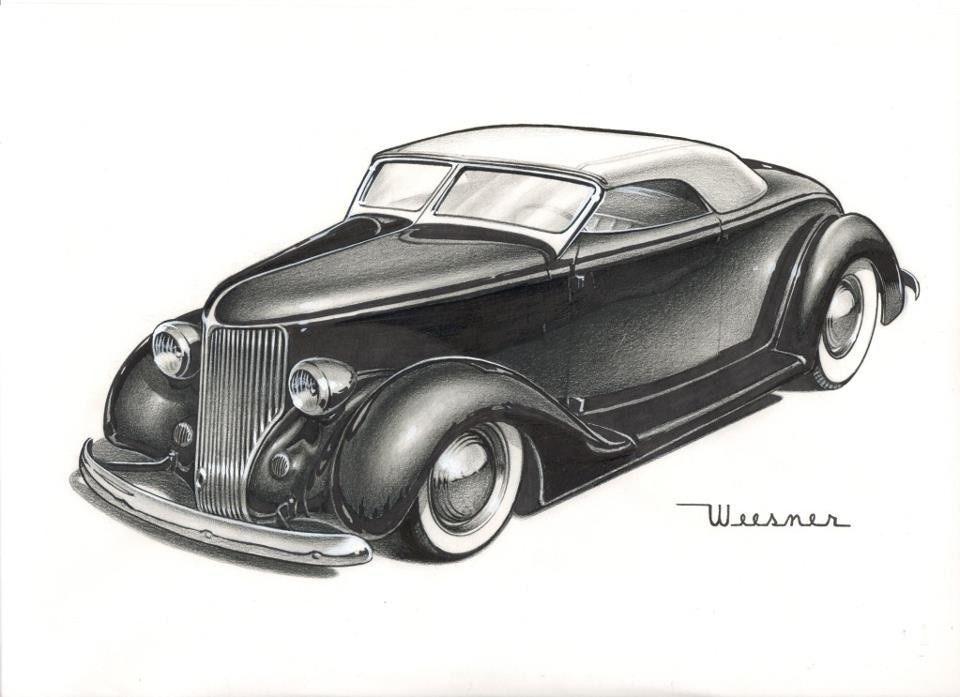 Old Car Pencil Drawing Old Car Drawings Pinterest Cars