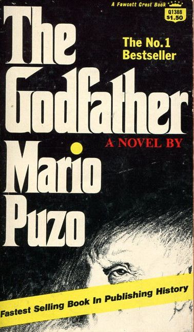 Mario Puzo. So much in the book that's left out of the movie.