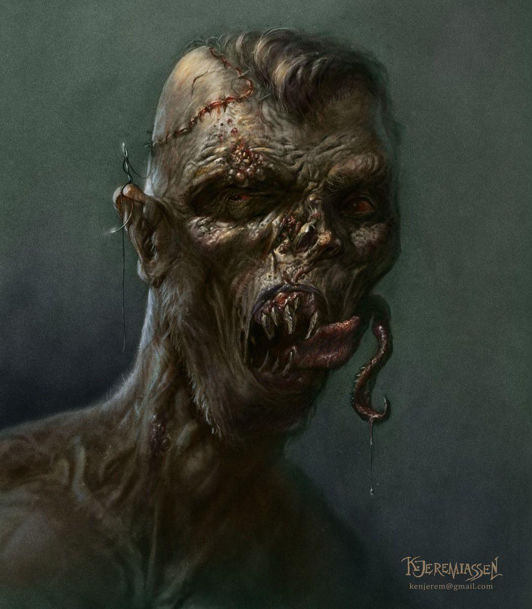 Ken Jeremiassen Illustrator (kenjerem) på Pinterest