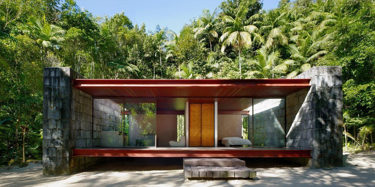Casa Rio Bonito / Carla Juaçaba © Nelson Kon