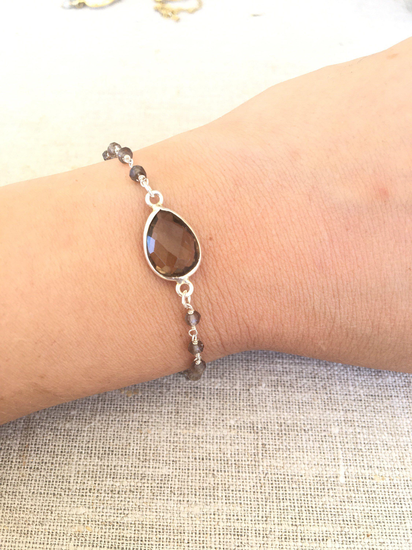 rencontrer 9ff41 9640a Épinglé sur Bracelets minimalistes pierres semi précieuses