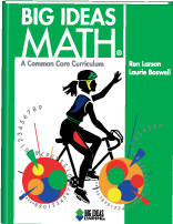 Big Ideas Math: Online Textbooks Green - 6th grade Red - 7th