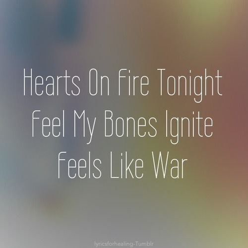 All Time Low - A Love Like War (Feat. Vic Fuentes)