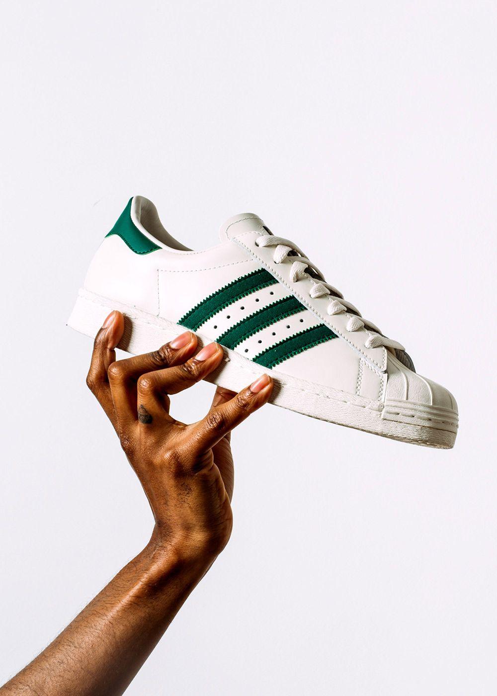 Adidas Originals Superstar 80's Deluxe Pack green | Adidas