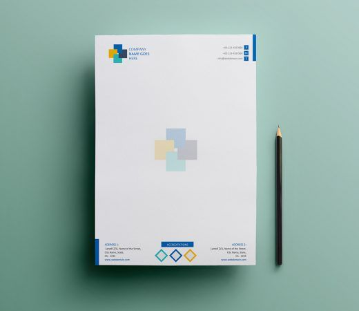 Free simple letterhead design graphics pinterest letterhead free simple letterhead design spiritdancerdesigns Image collections