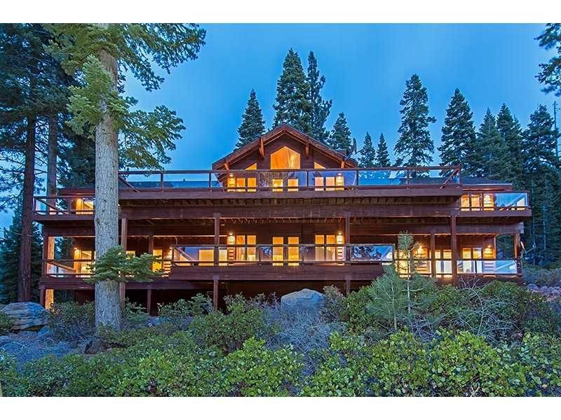 Alvin steinberg features home for sale in incline village