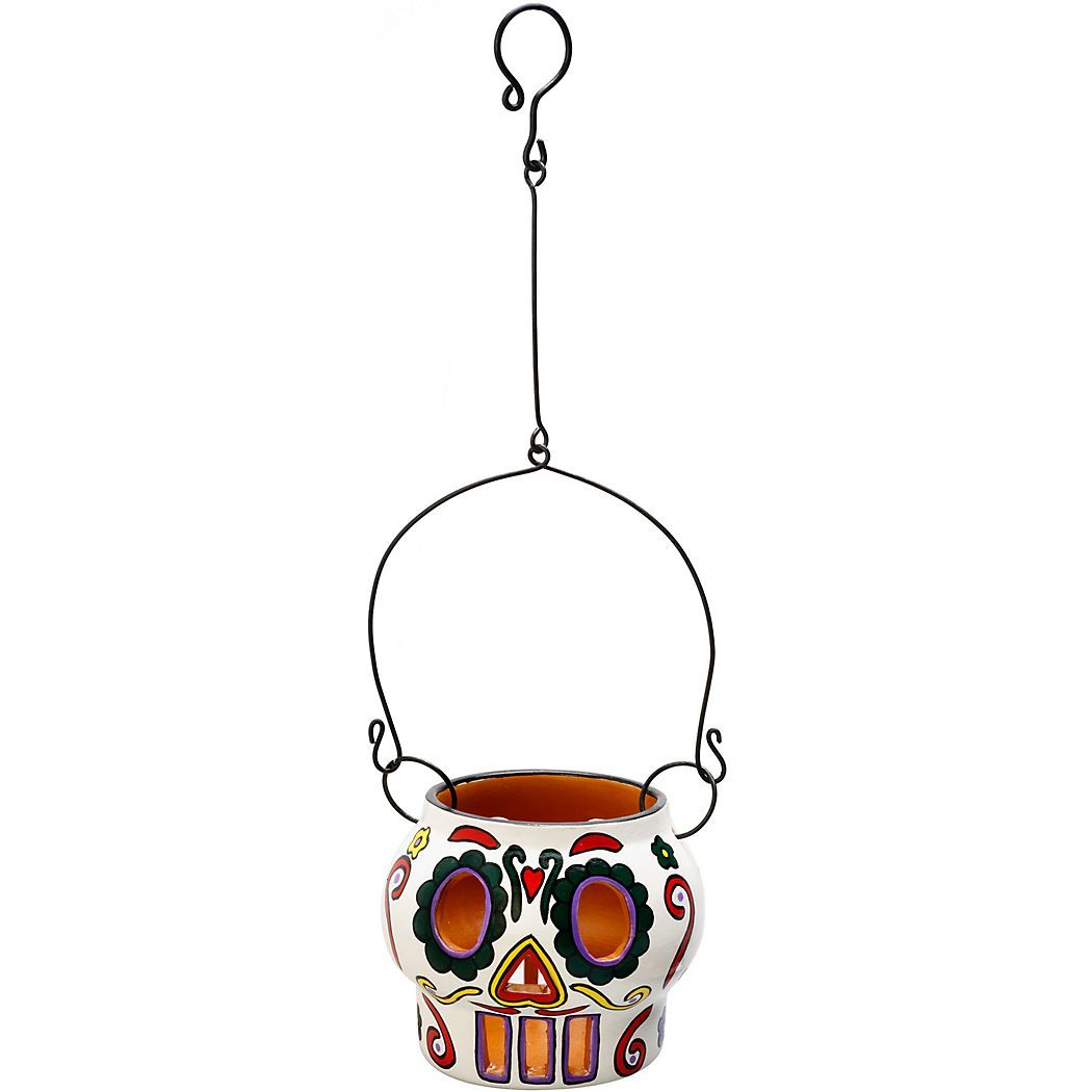 Hanging Skull Tealight