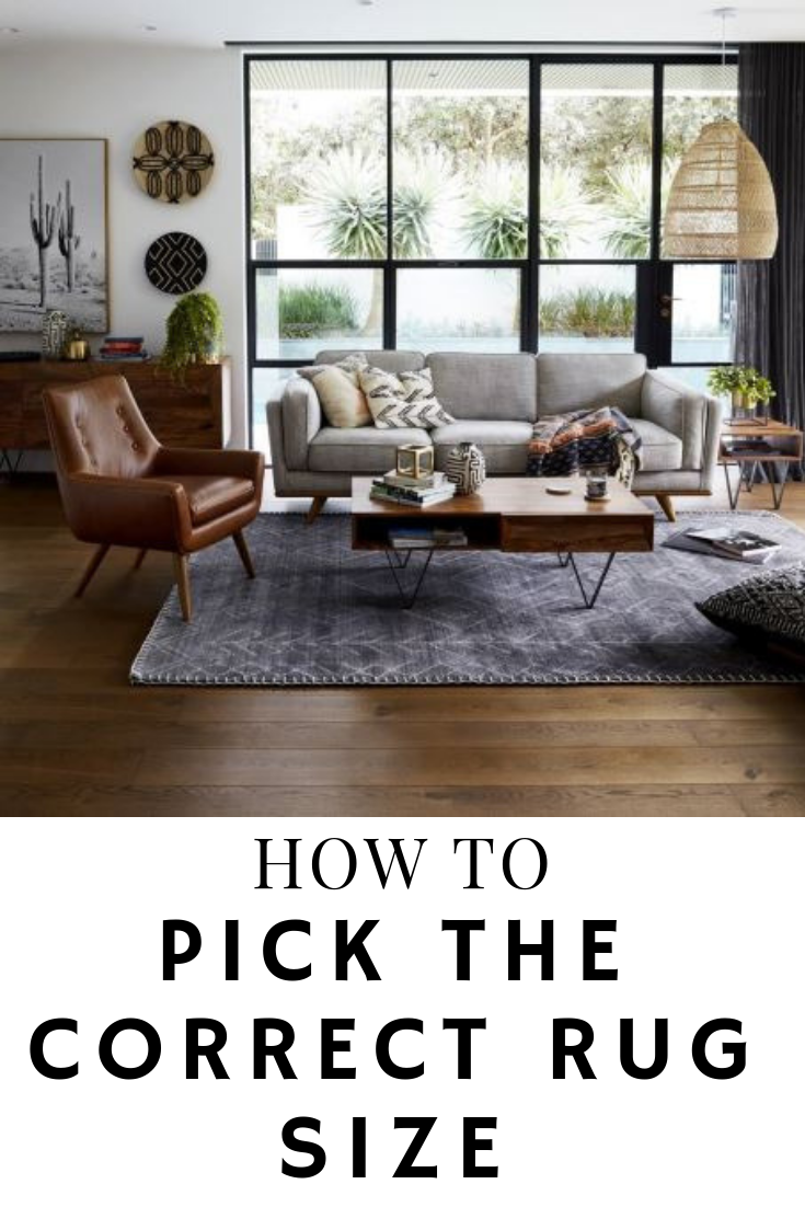 One Of The Most Common Mistakes Made When Rug Shopping Is Buying A Rug That Is Too Small When Your R Living Room Carpet Rugs In Living Room Small Lounge Rooms #rug #size #for #small #living #room