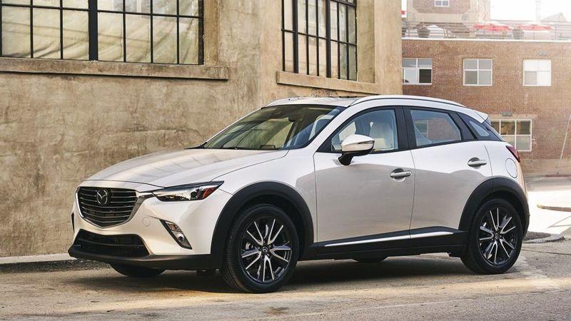 Mazda CX-3 2018 phiên bản mới nâng cấp trang bị, tính năng được hãng xe Nhật công bố giá bán từ 20.110 USD tại Mỹ, cạnh tranh Honda HR-V, Hyundai Kona...