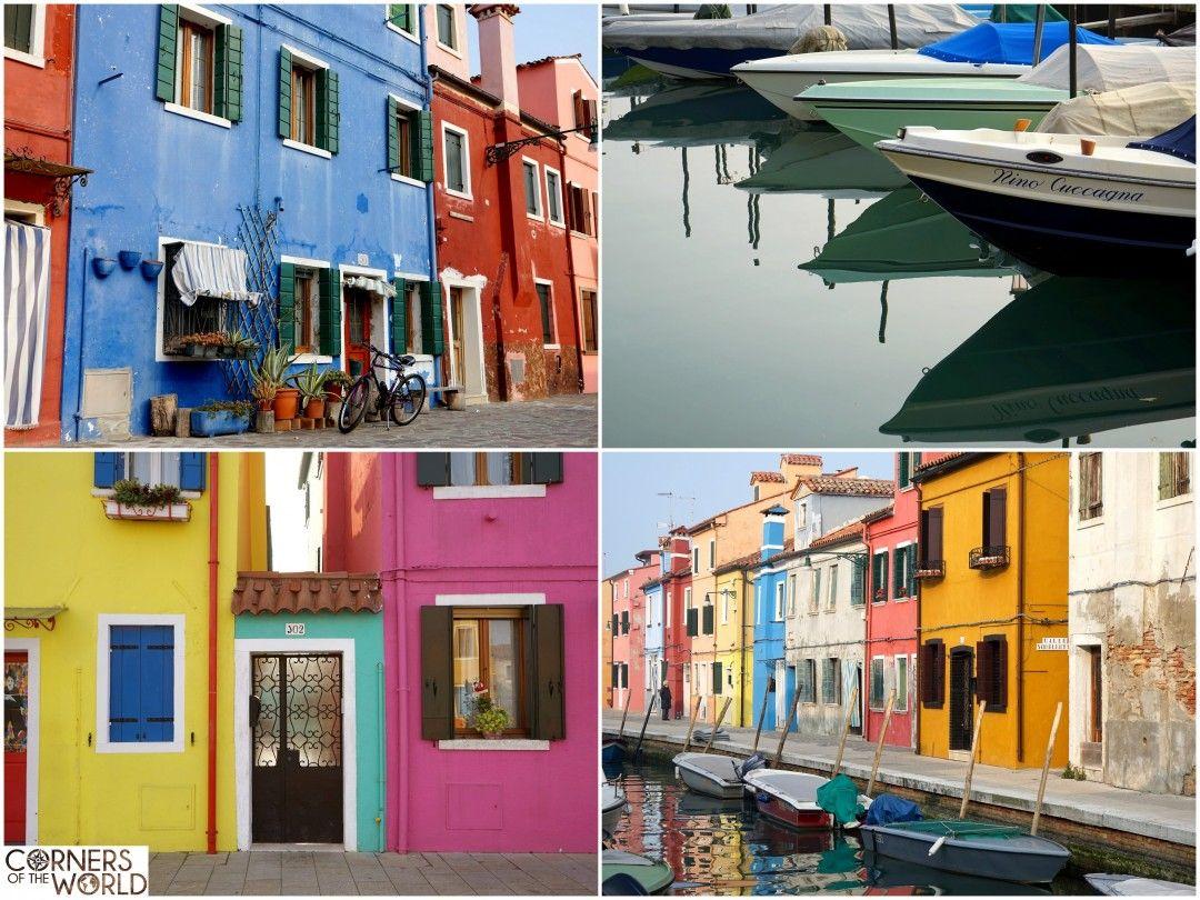 Nl Dagtrip Vanuit Venetie De Eilanden Rondom Venetie In Italie En Amazing Islands In The Lagoon Of Venice Corners Of The World In 2021 Venetie Eiland Venetie Italie