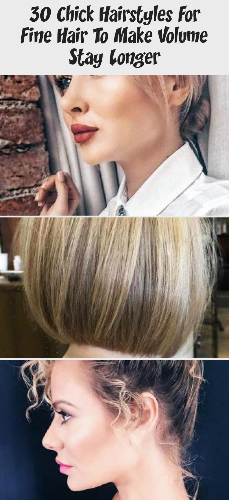 Three Strand Braids Into Low Messy Knot #updo #braids ️ Check out these easy hairstyles for fine ...