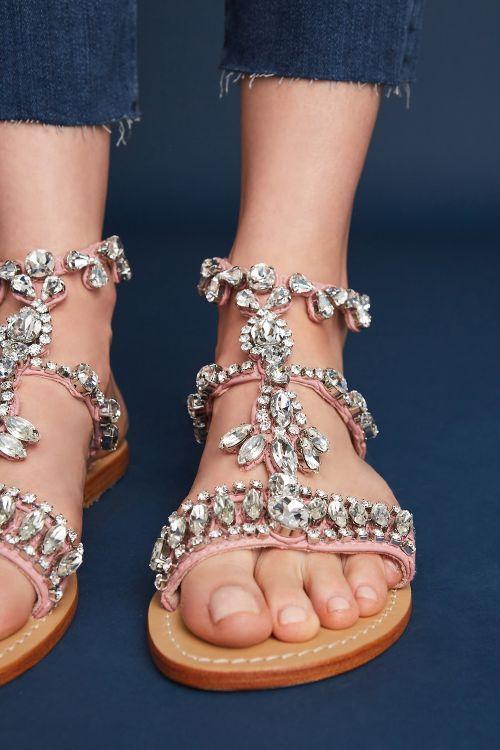 1a2cb34024c9d1 Gemstone Sandals