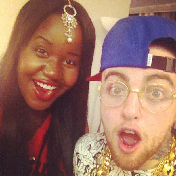 Catching up with Mac Miller