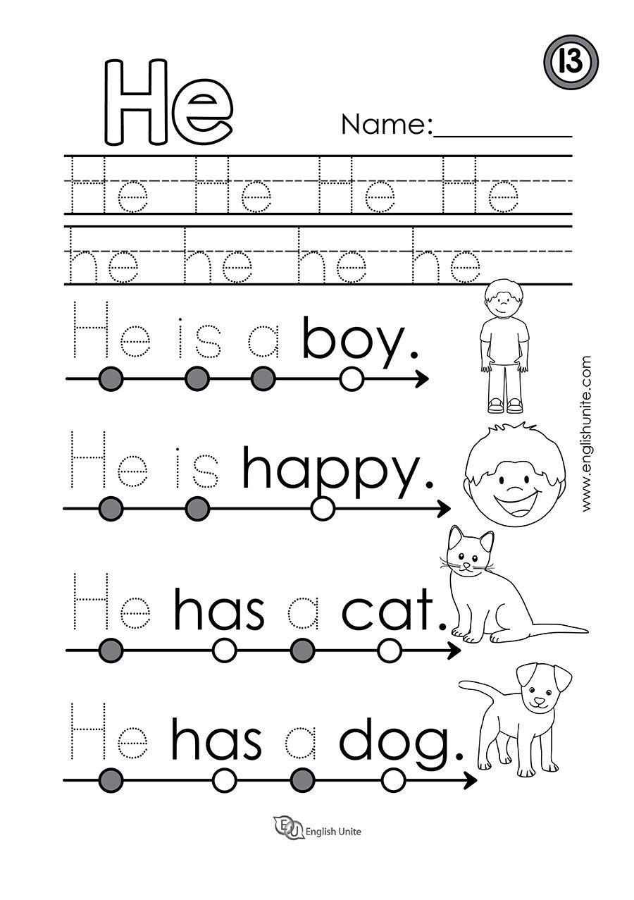 Beginning Reading 20 Have English Unite Sight Word Worksheets Beginning Reading Sight Words Kindergarten [ 1277 x 900 Pixel ]