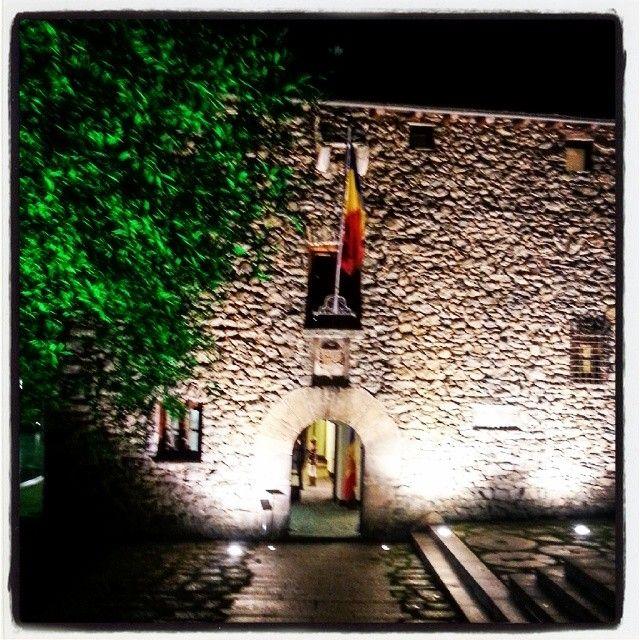 Casa de la Vall de nit.  #Andorra al desembre 2013.