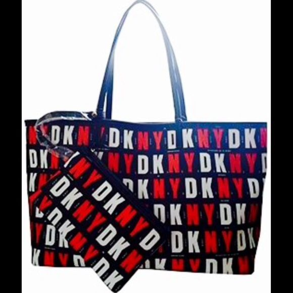 DKNY Reversible Tote Bag New with Tags. DKNY Bags Totes