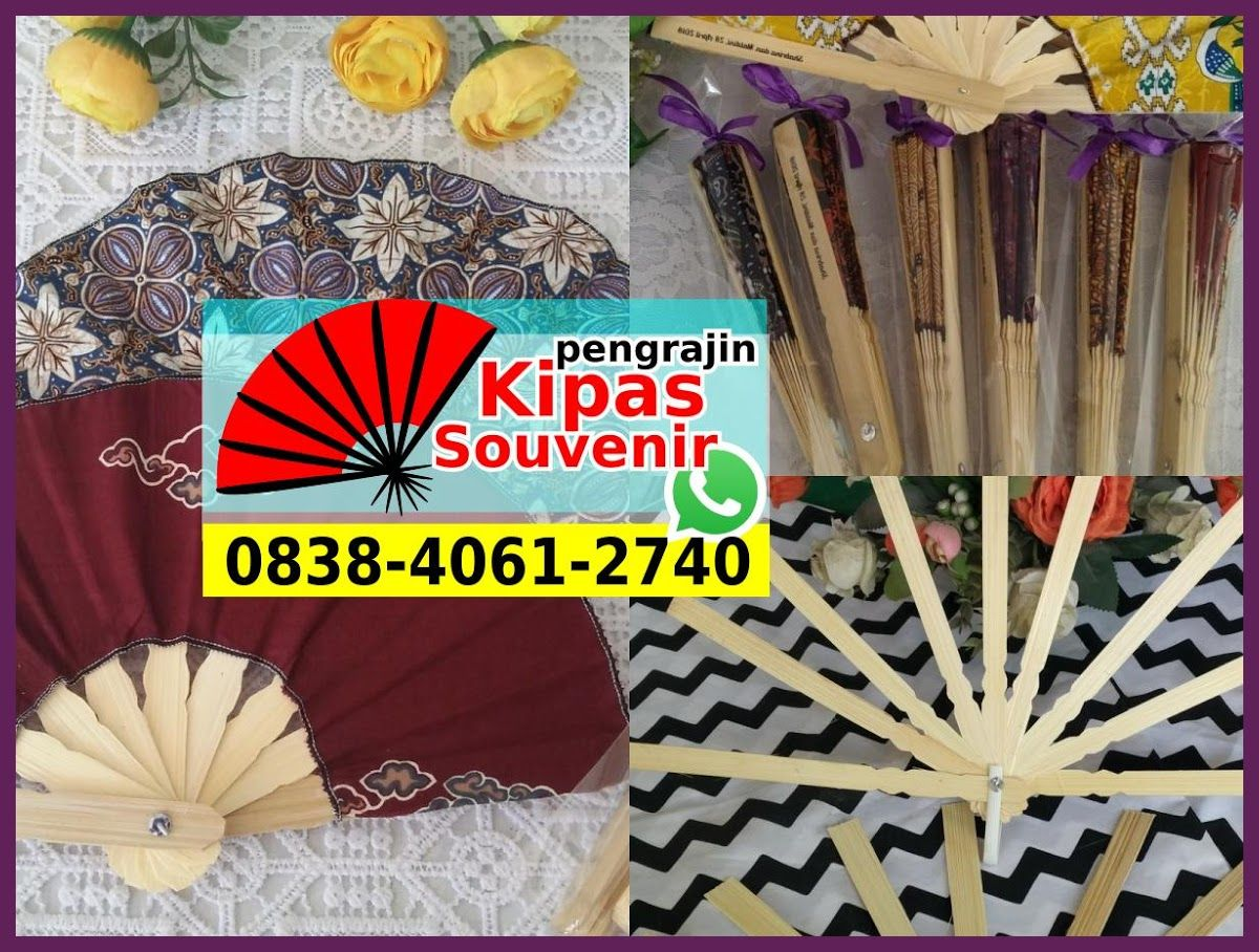 Souvenir Kipas Jakarta Harga Souvenir Kipas Satin Harga Souvenir
